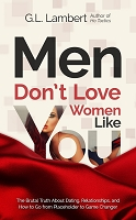 New Edition: Men Don't Love Women Like You - Autographed Book